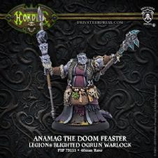 Anamag the Doom Feaster  Legion Warlock (resin/metal)